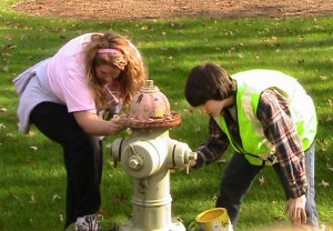 Fire Hydrant Painting Pic 9